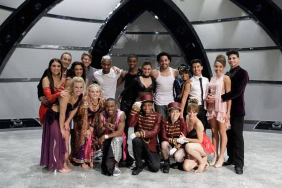 The Top 18 dancers (photos courtesy of FOX)