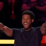Usher celebrates Christina Grimmie