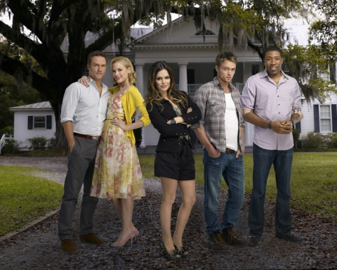 hart of dixie cast