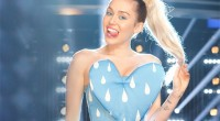Miley Cyrus joins The Voice/NBC Photo