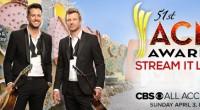 51st ACM Awards 2016 live on CBS & CBS All Access